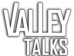 Valley Talks logo